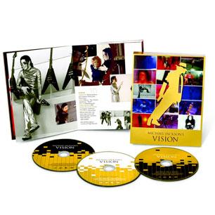 220224 jackson vision 1 Michael Jackson music video box set details revealed