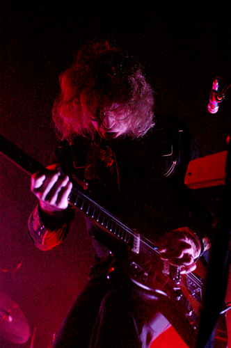 bl3 The Besnard Lakes spill over into Chicagos Riviera (10/19)