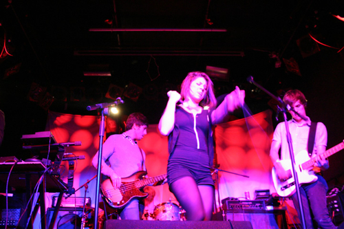 coicosparty 206 Conflict of Interest Party rings in CMJ at Rebel NYC (10/18)