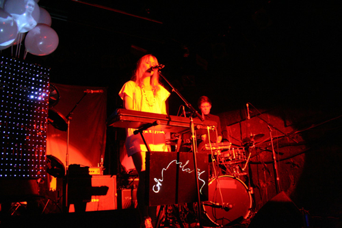 coicosparty 213 Conflict of Interest Party rings in CMJ at Rebel NYC (10/18)