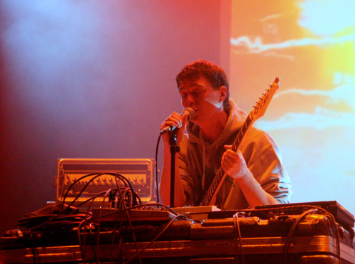 cosmoogfest 31 Ghosts and Robots: CoS at MoogFest 10