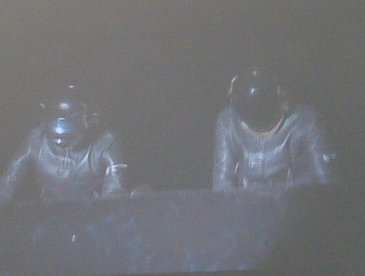 Daft Punk make surprise appearance at Phoenixs MSG concert