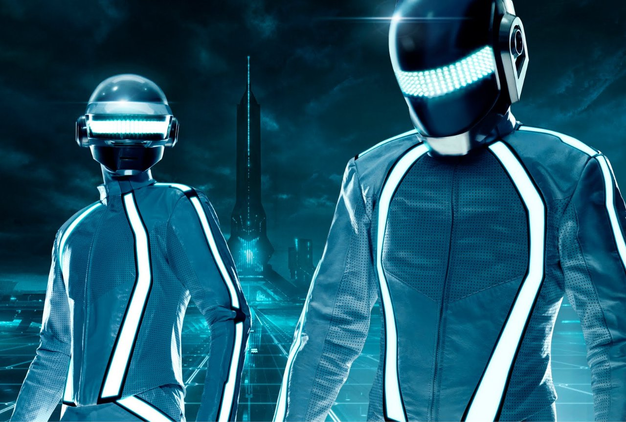 daft punk tron Check Out: New Daft Punk   The Game Has Changed