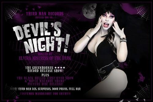 devils night Third Man Records announce Devils Night in Nashville