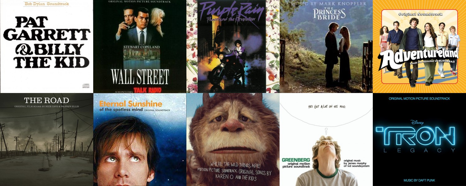 movie soundtrack From Dylan to Daft Punk: A History of Pop Music at the Movies