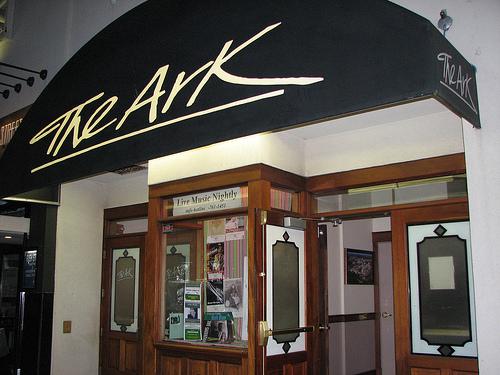 thearkoutside Where We Live: The Ark – Ann Arbor, MI