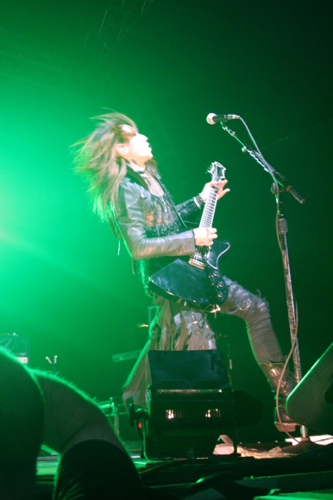 x japan cos 18 X Japan throws massive party in NYs Roseland Ballroom (10/10)