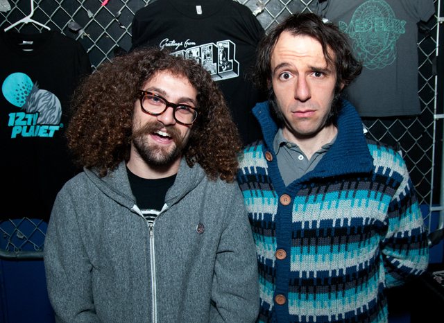 daedelus the gaslamp killer Taking a Breather with Daedelus in Chicago