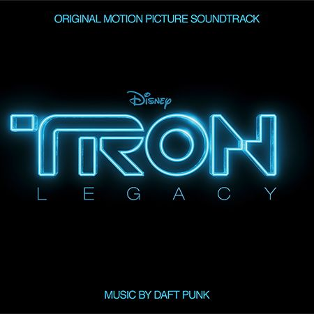 daft punk tron legacy Daft Punk score first Top 10 album
