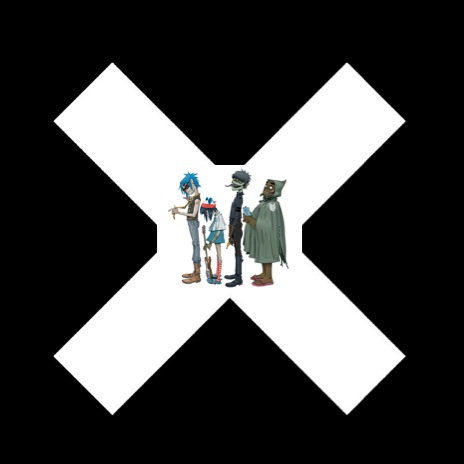 gorillaz xx Check Out: Gorillaz cover The xx, play Doncamatic on Radio 1