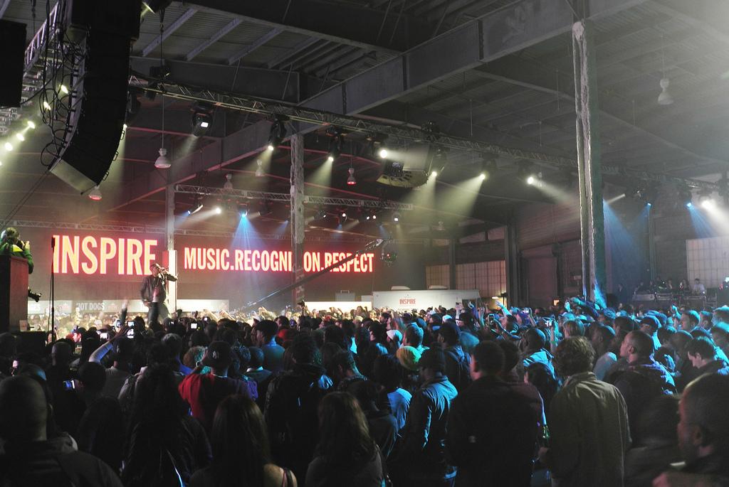 heineken inspire donalrey Watch: Nas, Cee Lo, J.Cole play Heineken Inspire Encore NYC show