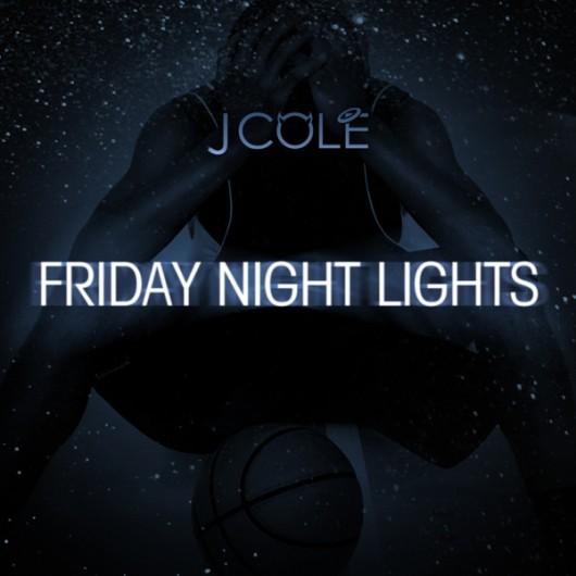 jcole J. Cole releases Friday Night Lights mixtape