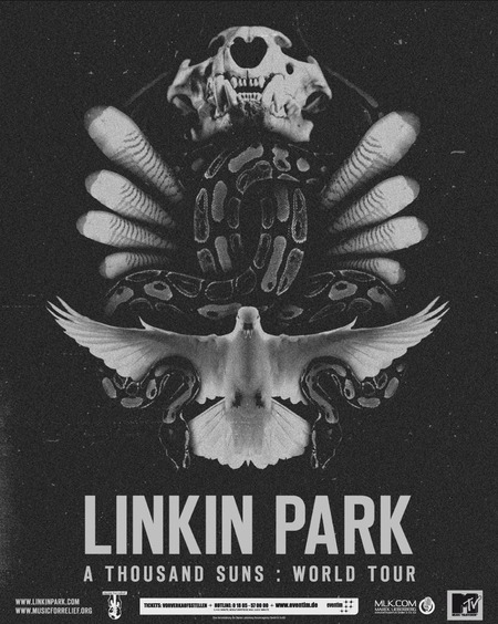 linkin park Linkin Park, The Prodigy, Does It Offend You, Yeah? team up for U.S. tour