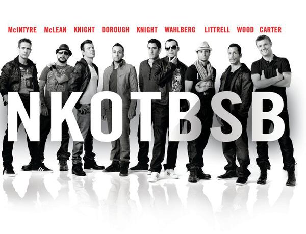 new kids backstreet New Kids On The Block & Backstreet Boys plot co headlining tour