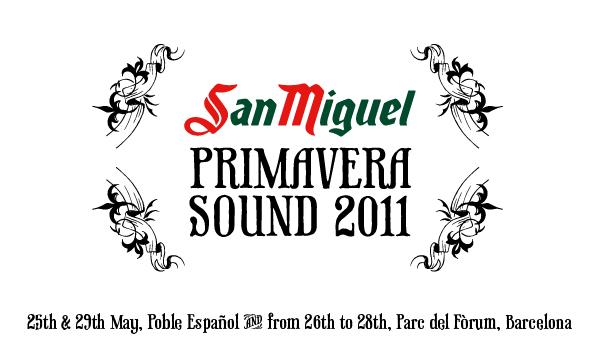 primavera sound Primavera Sound 11 adds Belle & Sebastian, Animal Collective, The National