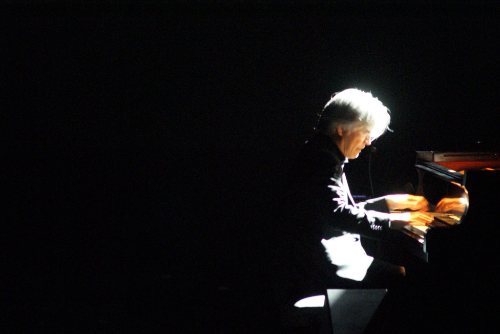ryuichi 006 1024x684 A Spellbinding Night for Ryuichi Sakamoto in Vancouver (11/1)