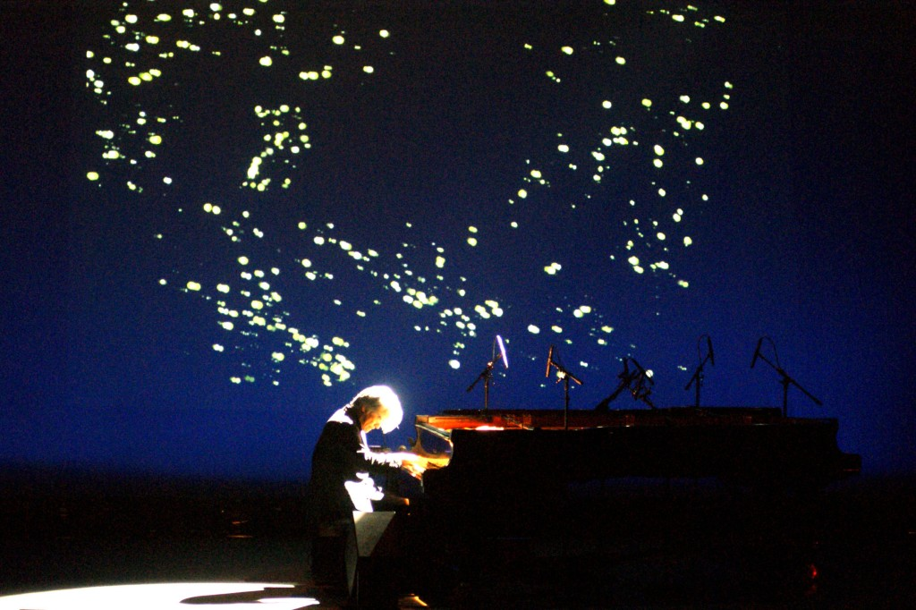ryuichi 014 1024x682 A Spellbinding Night for Ryuichi Sakamoto in Vancouver (11/1)