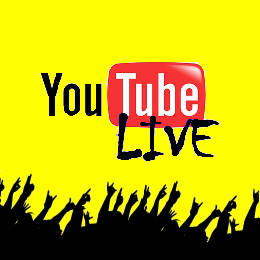youtubelive 1 YouTube Live: Cake...in slices