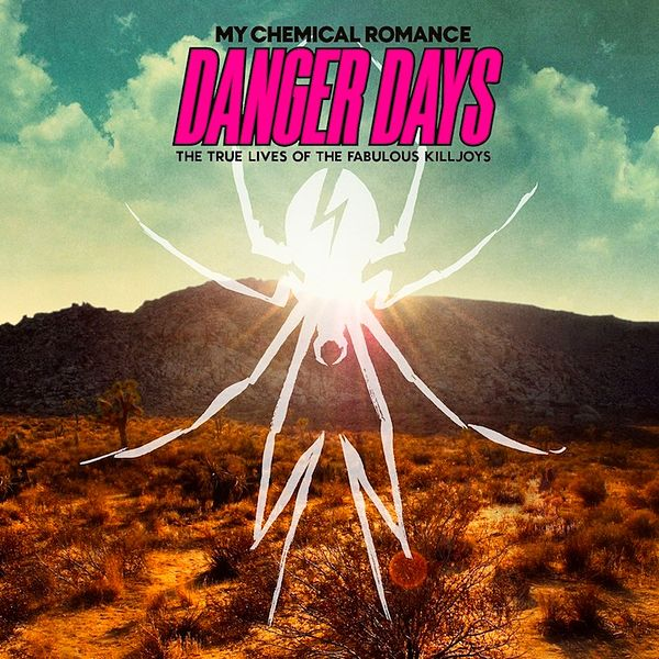 600px mcr dange days front CoS Year End Report: The Top 100 Albums of 2010