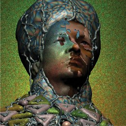 Yeasayer Odd Blood Cover