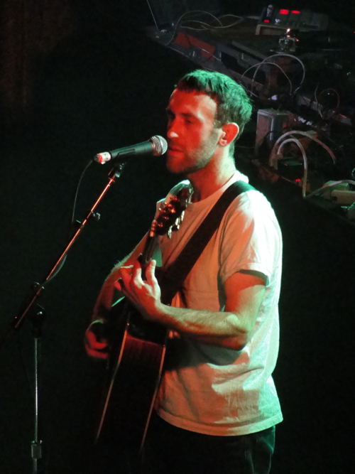 rjd2 acoustic RJD2 chills out Chicagos Metro (12/3)