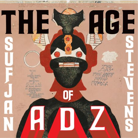 sufjan stevens the age of adz CoS Year End Report: The Top 100 Albums of 2010