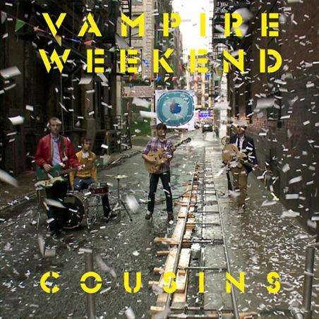 vampire weekend cousins CoS Year End Report: The Top 50 Songs of 2010