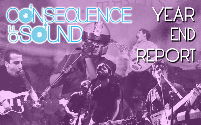 year end report 2 Consequence of Sounds Year End Report starts tomorrow!
