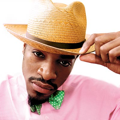 "andre3000 Check Out: Andre 3000 remixes Ke$ha's ""Sleazy"""
