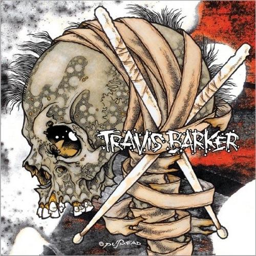 barker large Travis Barker shares Give The Drummer Some release date, collaborators