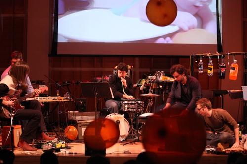 deacon sopercussionnyc5 Dan Deacon, So Percussion revisit roots at NY's Ecstatic Music Festival (1/20)