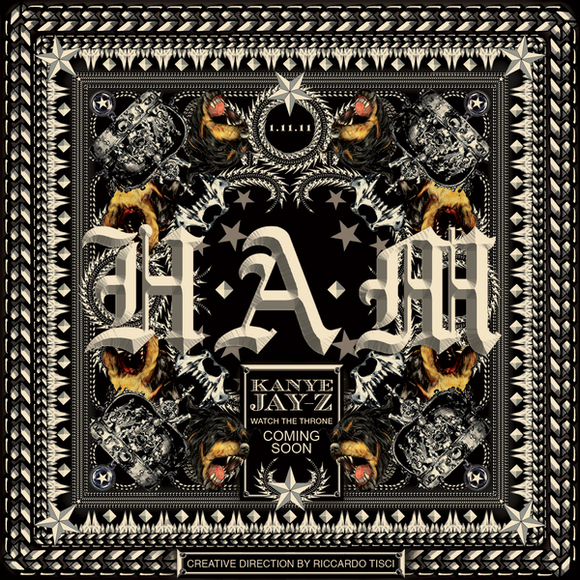 """Check Out: Kanye West & Jay Z   """"H.A.M."""""""