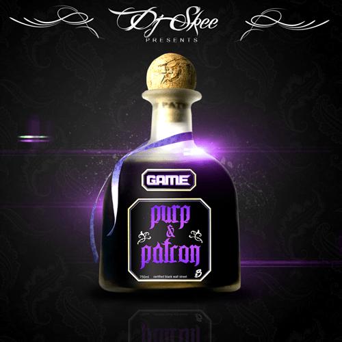Download: Game's new mixtape, Purp & Patron