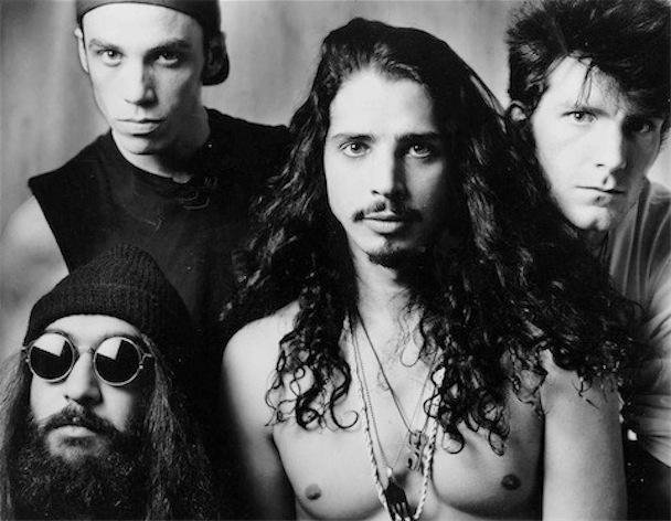 soundgarden live album Soundgarden announce first ever live album, Live On I5
