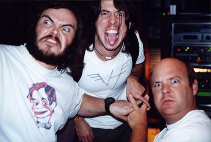 tenaciousd grohl Foo Fighters to tour with Tenacious D in Australia