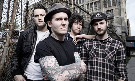"thegaslightanthem Check Out: The Gaslight Anthem's acoustic version of ""Boxer"""