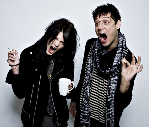thekills12334 The Kills detail new album, Blood Pressures