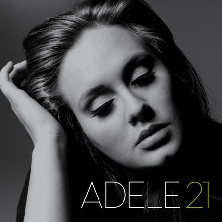 adele21 Top 50 Albums of 2011