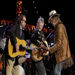 Buffalo Springfield's Richie Furay talks fall tour, reissues