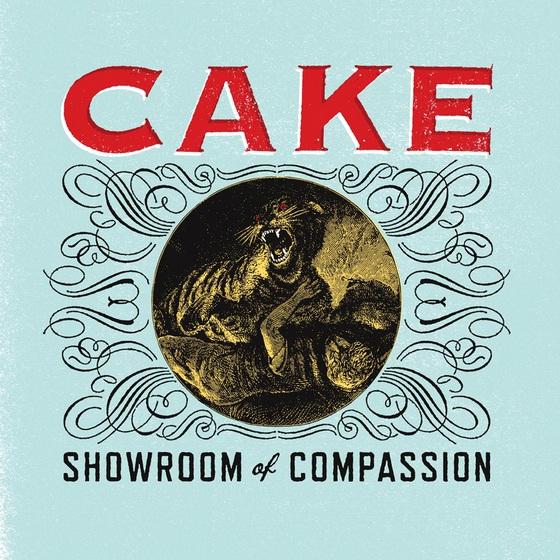 cake showroom Cake announce spring tour