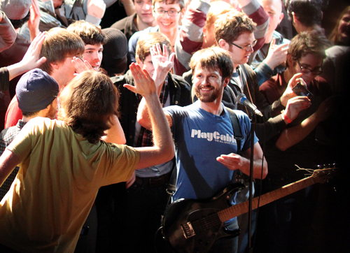 cos dismemberment plan metro 15 Live Review: The Dismemberment Plan in Chicago (2/19)