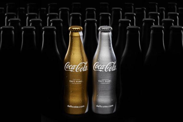 daft coke Daft Punk get their own Coca Cola line