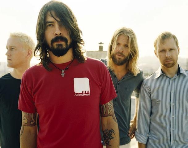 foo fighters 2011 Watch: Foo Fighters perform seven new songs