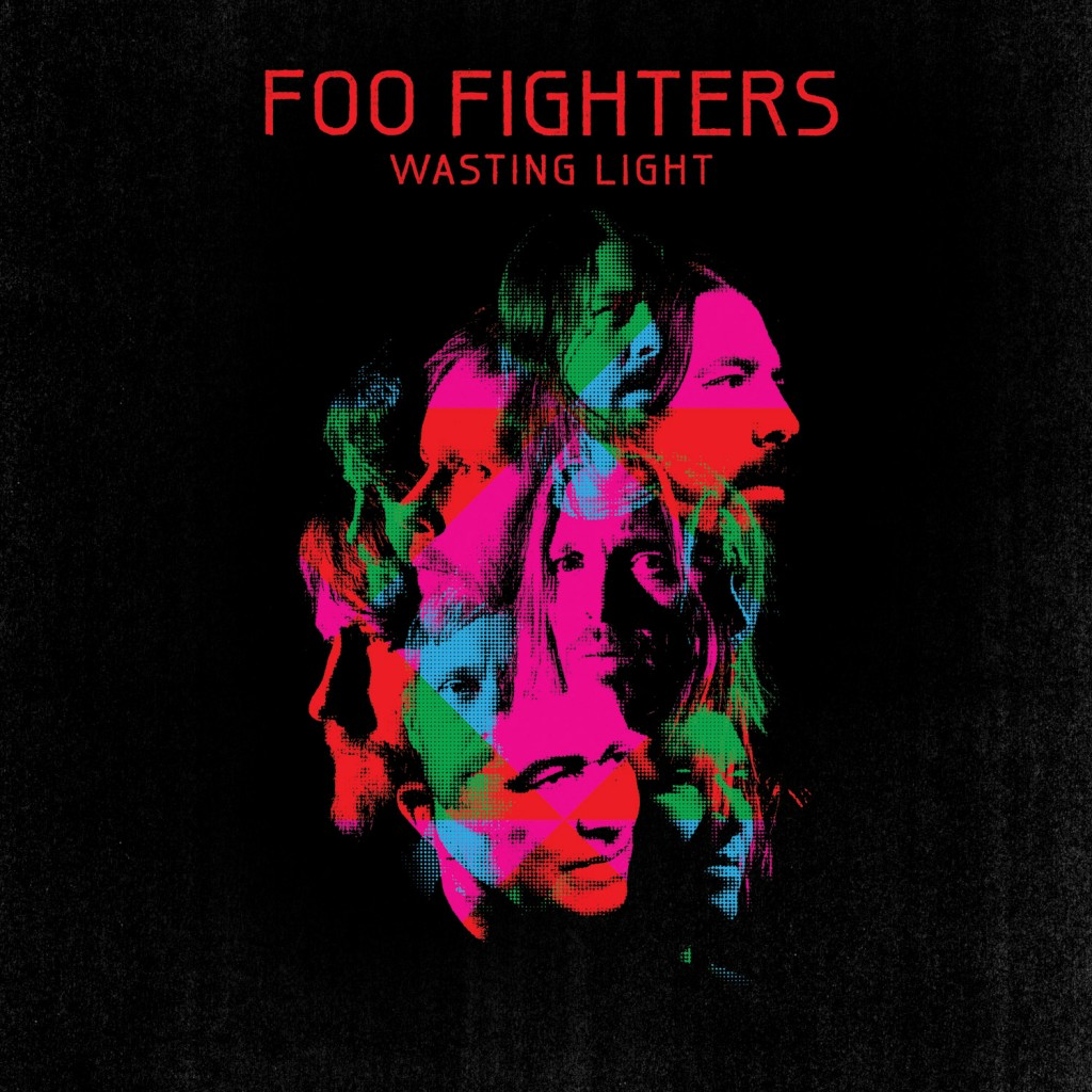 foo fighters wasting light2 1024x1024 Hear 60 second samples of Foo Fighters' Wasting Light