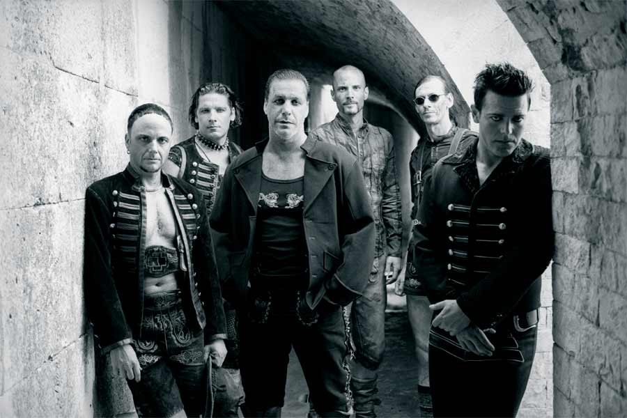 rammstein Rammstein announce first North American tour in a decade