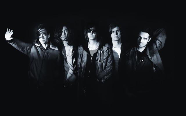 strokes under cover of darkness The Strokes to play Madison Square Garden on April 1st