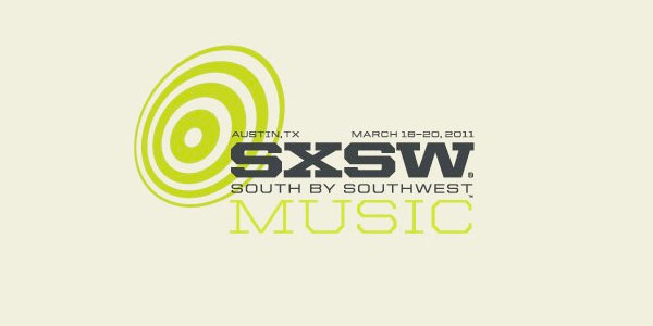 sxsw 2011 logo Kanye West & Deyarmond Edison also playing South by Southwest 2011