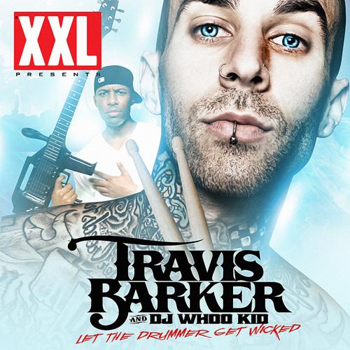 travisbarkerltdgwcover Check Out: Kanye & Jay Z   H.A.M. (Travis Barker Remix)