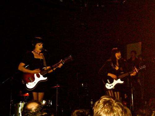 dumdumgirlsmarvilli3 Live Review: Dum Dum Girls in New York City (3/4)