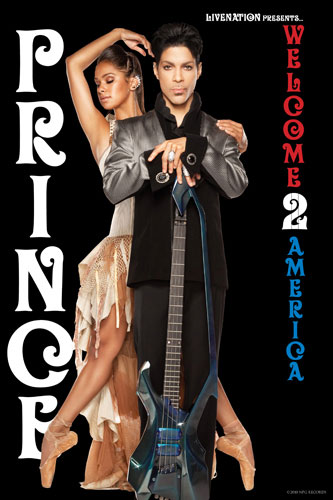 prince welcome 2 america Prince details first three dates of Los Angeles residency